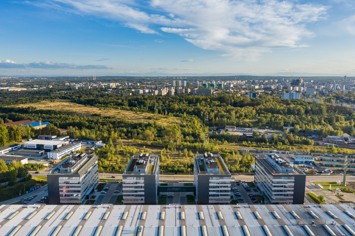 Zrównoważone budynki lekarstwem na problemy sektora biurowego