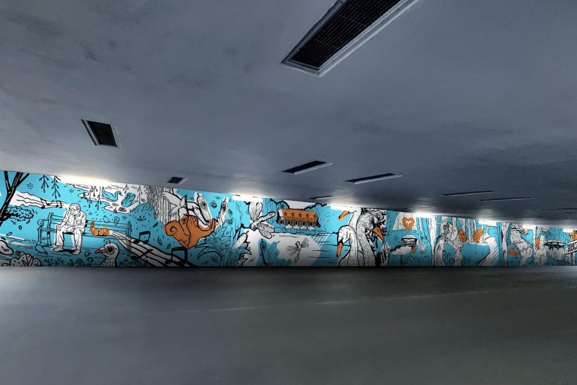 Studenci stworzą murale w Poznaniu