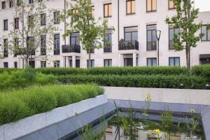 Dawne kwatery wojskowe zmieniły się w najbardziej zrównoważone osiedle w Europie
