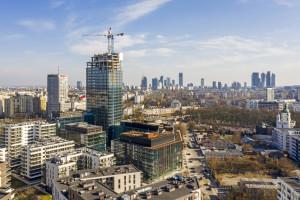 Zaglądamy na budowę Forest w Warszawie. I etap już gotowy!
