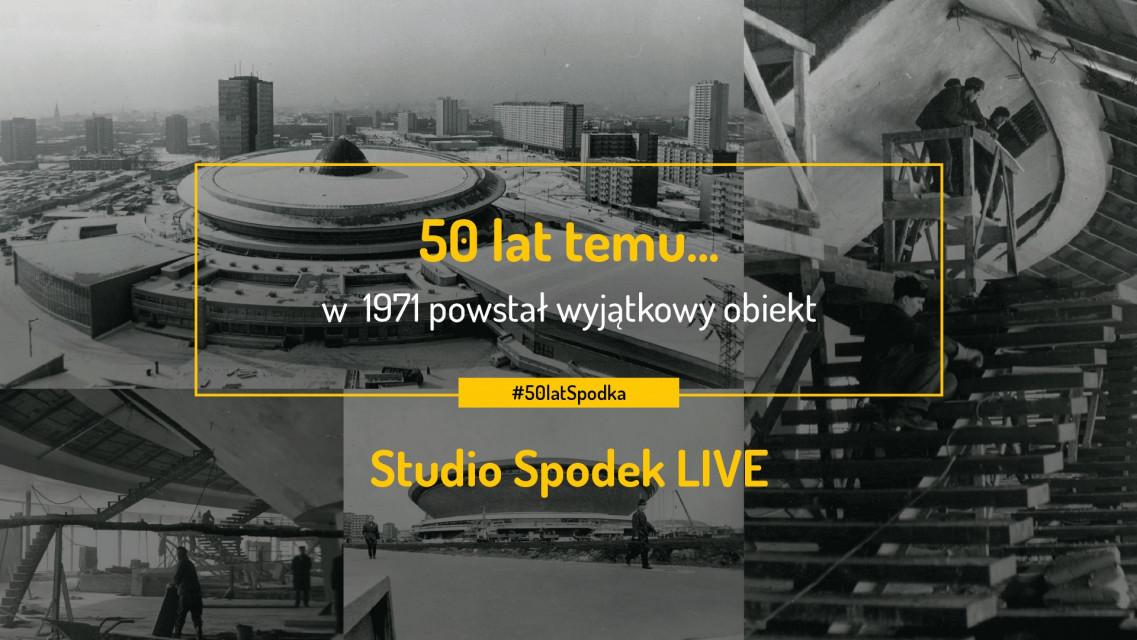 Perła polskiego modernizmu kończy 50 lat. Wyjątkowy jubileusz katowickiego Spodka