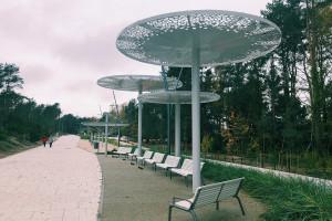 Przepis na nadmorski deptak według Pniewski Architekci. Oto najlepsza przestrzeń publiczna w Zachodniopomorskiem