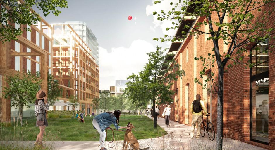 SUD Architekt z wielkomiejskim projektem na poznańskim Łazarzu. W planach mixed-use i rewitalizacja