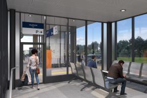 Kolejny dworzec niebawem zmieni swoje oblicze