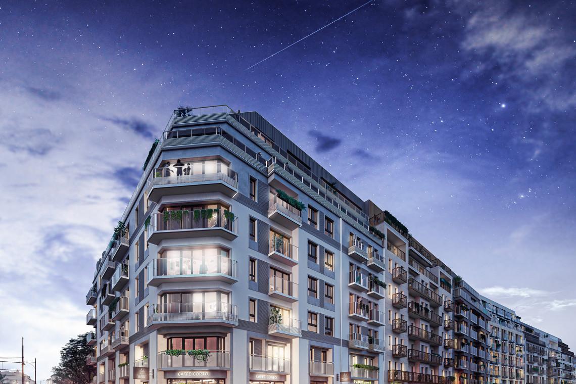 Inspiracje śródmiejskimi kamienicami w II etapie łódzkiej inwestycji