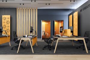Ciche jest piękne, czyli nowoczesne produkty akustyczne dla biur