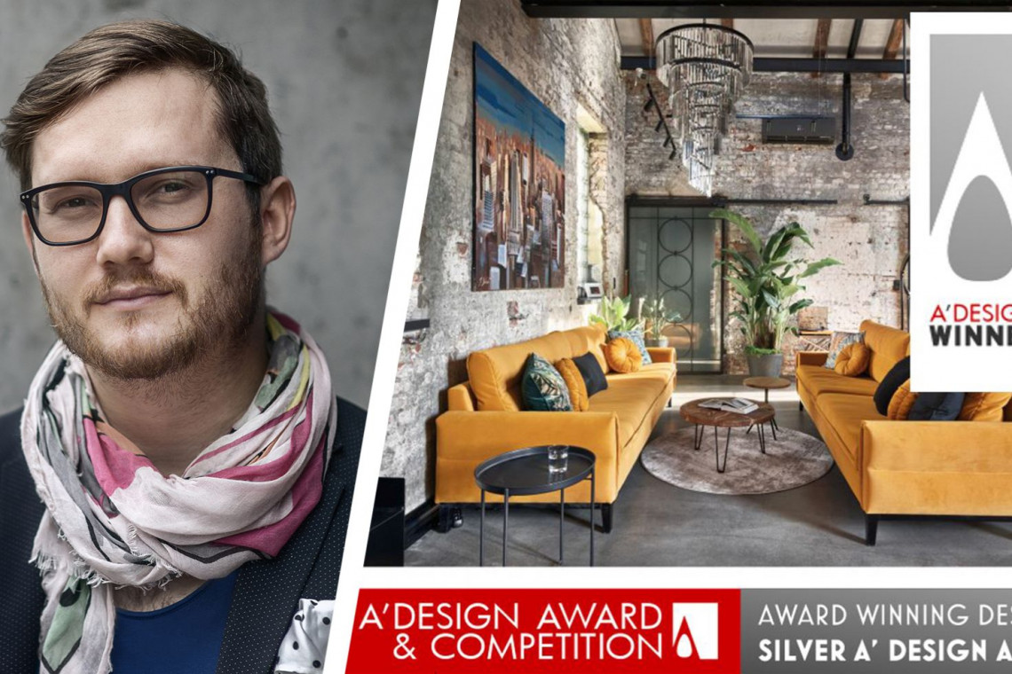 Rewitalizacja kuźni spod kreski Jana Sikory nagrodzona A'Design Award