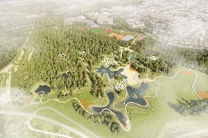 Miejskie mokradła w Stalowej Woli przejdą metamorfozę. Jest nowatorska koncepcja