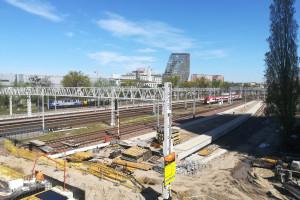 Zmienia się stacja Poznań Główny. Zajrzeliśmy na budowę