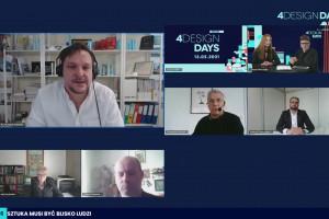 Nieśmiertelny Bauhaus w nowej roli. Oglądaj 4 Design Days Online!