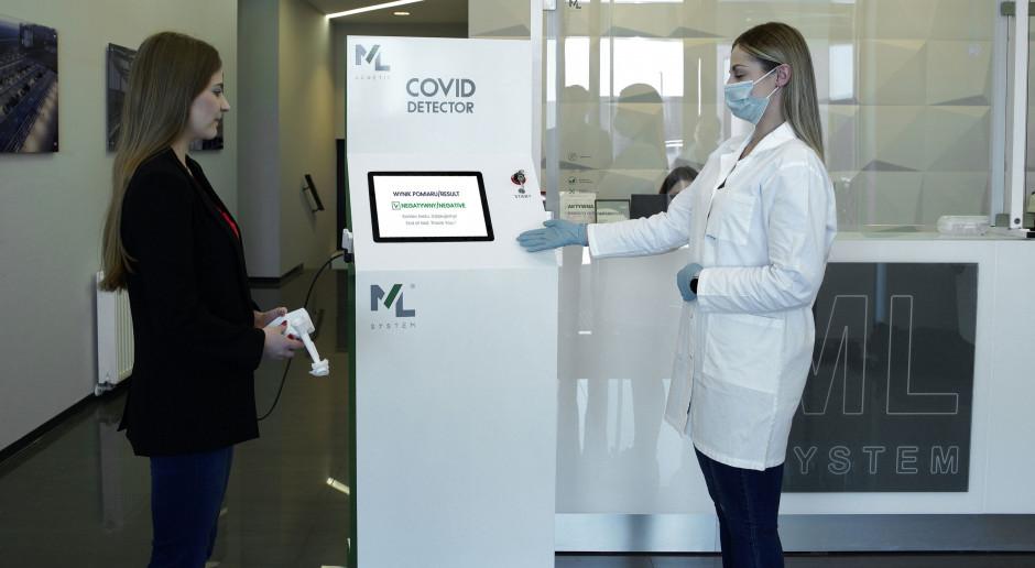 Na lotnisku w Rzeszowie stanie urządzenie do detekcji koronawirusa
