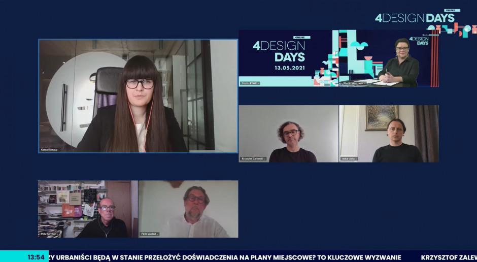 Jak będzie wyglądać nowa normalność w projektowaniu? Poznaj opinie prelegentów 4 Design Days