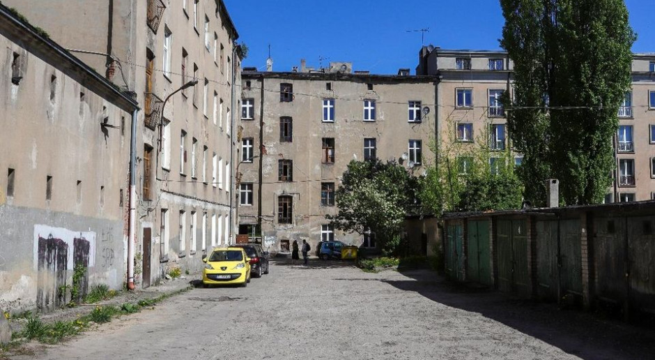 Kolejne kamienice w Łodzi przechodzą rewitalizację