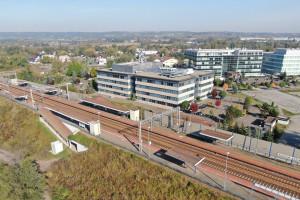 Przystanek Kraków Business Park przejdzie metamorfozę