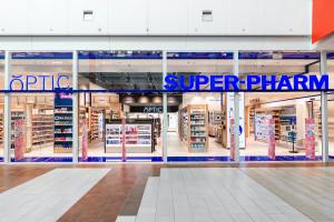 Super-Pharm ponownie otwiera swoją flagową drogerię. Za projektem stoi biuro Schwitzke Górski