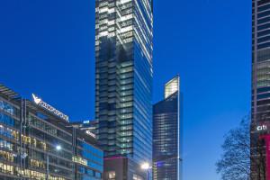 Ponad 200-metrowy wieżowiec w Warszawie już gotowy. Warsaw Unit oddany do użytku