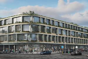Tak mógłby wyglądać nowy kampus Uniwersytetu Warszawskiego. Co za projekt!