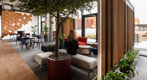 CitySpace miksuje style w Tryton Business House. Zaglądamy do wnętrz