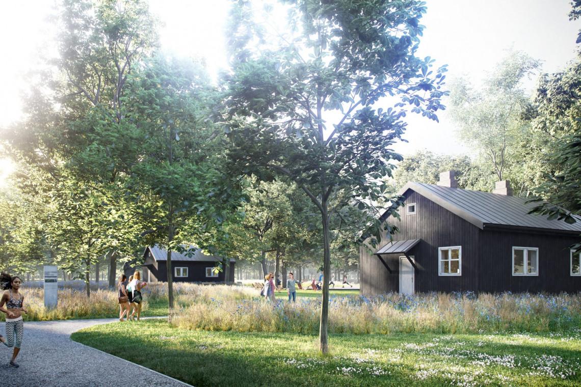 Dom Ryszarda Kapuścińskiego na Polu Mokotowskim zostanie wyremontowany