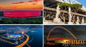 Wembley, Allianz Arena, Stadio Olimpico. Oto stadionowe bryły, na których będzie rozgrywać się Euro 2021