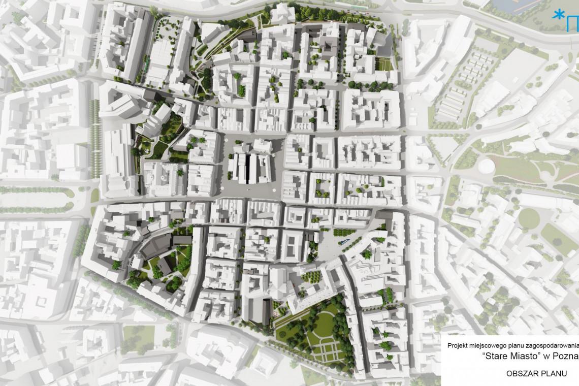 Poznańskie Stare Miasto czekają wielkie zmiany?