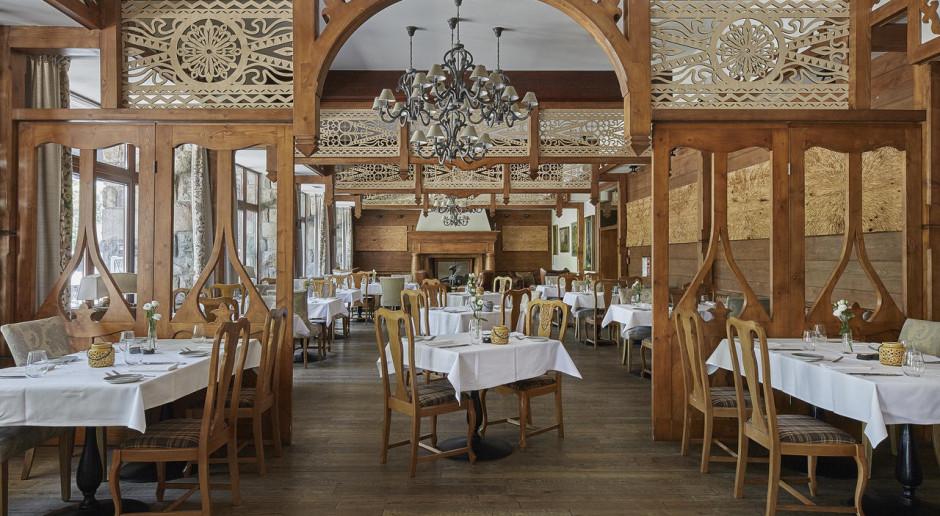 Kiedyś schronisko PTTK, a dziś 5-gwiazdkowy hotel. Tak projektowano wnętrza Aries Zakopane