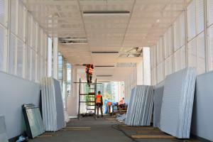 Modernizacja stacji Warszawa Gdańska: powstają nowe kładki