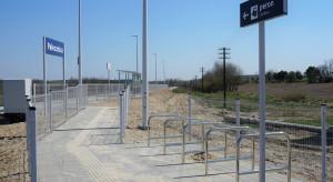 Nowe przystanki, zmodernizowane perony i odnowiony most na trasie Lublin-Łuków