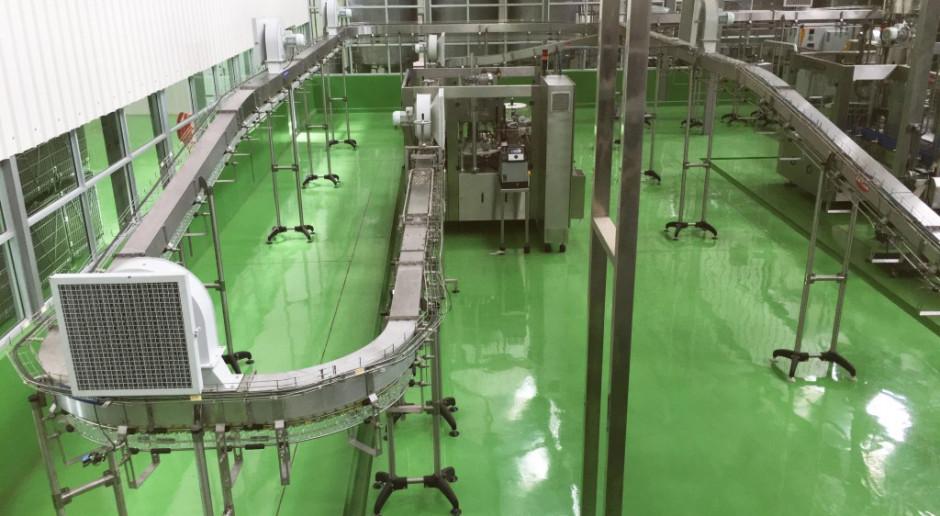 Posadzki do zadań specjalnych. Co na podłogę w zakładzie produkującym soki?