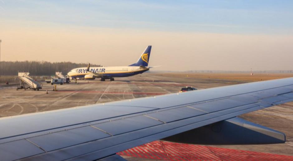 Odbudowie linii do lotniska Katowice towarzyszyć będą ekologiczne inwestycje