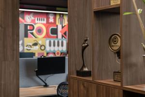 Tak wygląda nowe biuro Universal Music Polska. Zaglądamy do wnętrz projektu The Design Group