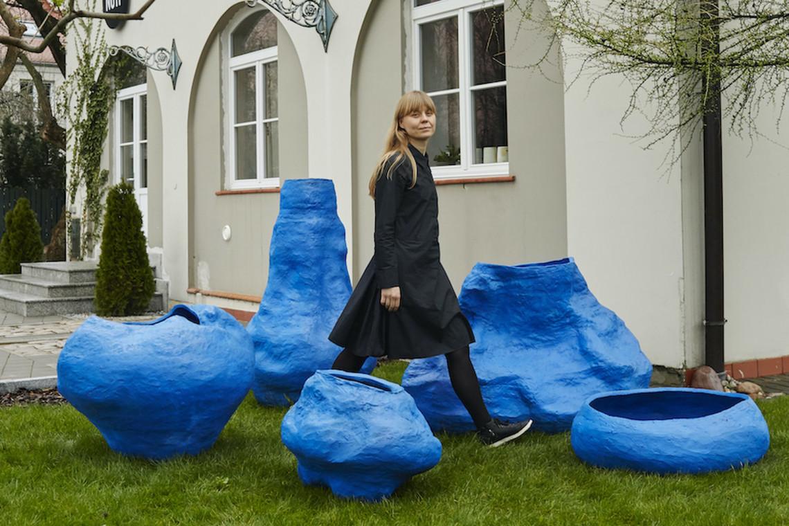 Noti Studio nawiązało współpracę z artystką Alicją Patanowską