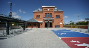 Dworzec w Wałbrzychu już po modernizacji. Odzyskał historyczne piękno
