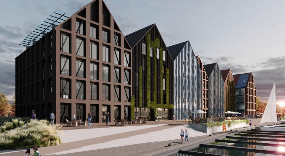 Pracownia PAS Projekt najnowszą koncepcją zmieni okolicę elbląskiego Starego Miasta