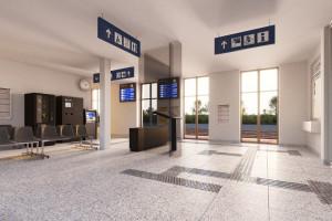 Dworzec w Opalenicy zyska drugie życie. To projekt pracowni Demiurg