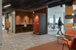 Wiwisekcja ducha firmy magicznym składnikiem projektowania biur