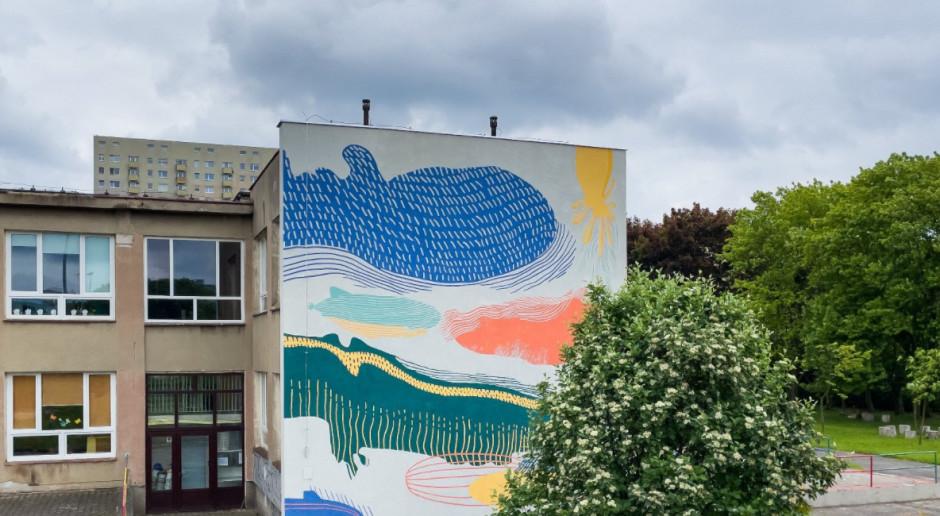 Poznań z nowym muralem. To prezent na Dzień Dziecka!