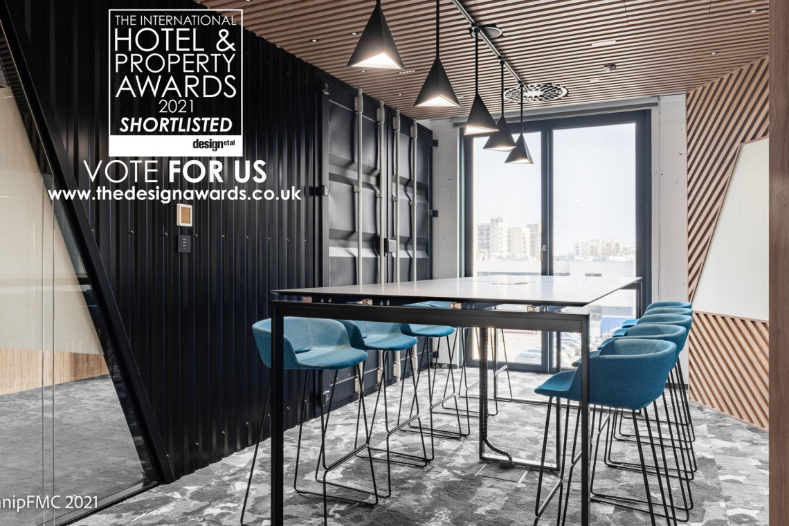 Krakowskie biuro projektu The Design Group walczy o międzynarodową nagrodę