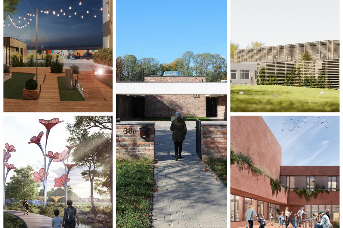 """Architektura odpowiedzialna społecznie: pięć projektów """"z misją"""""""