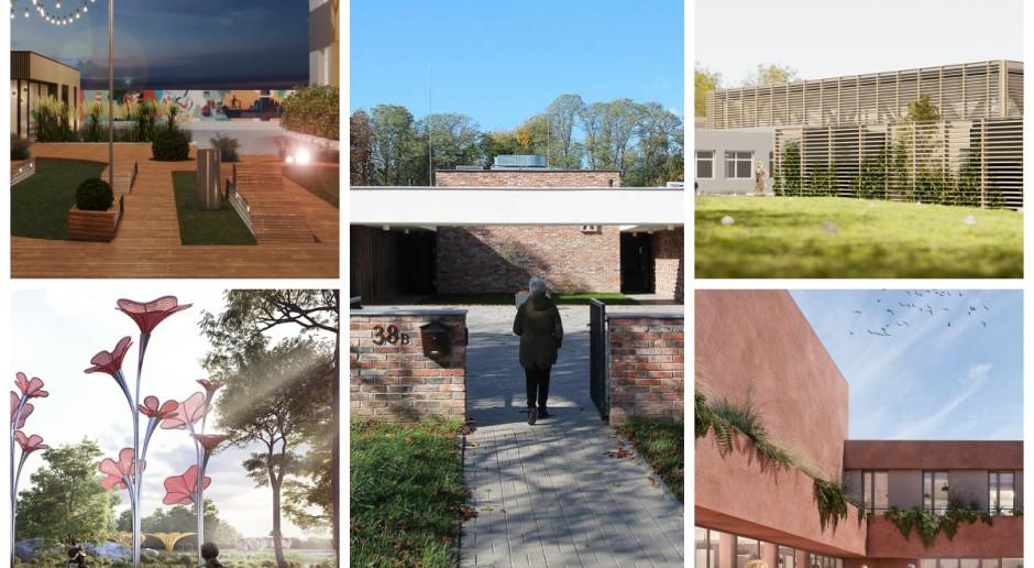 Architektura odpowiedzialna społecznie: pięć projektów