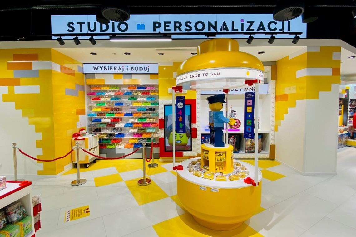Otwarto pierwszy w Polsce oficjalny sklep LEGO