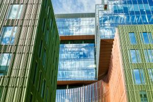 Budynek D Nowego Rynku w Poznaniu z pozwoleniem na użytkowanie. Za projektem stoi Medusa Group