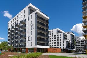 Pierwszy budynek kompleksu mixed-use na warszawskim Kamionku już gotowy