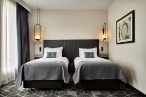 Hotele w The Warsaw HUB pierwsze w Europie z takim certyfikatem!