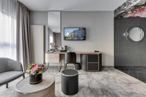 Pokojowe hotelowe: stylowe, klimatyczne, z dobrym designem