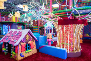 Warszawskie centrum handlowe wzbogaciło się o plac zabaw