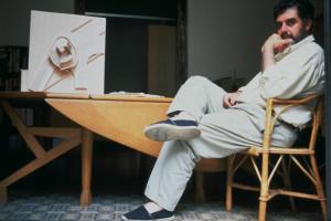 Wystawa Miralles. Perpetuum Mobile w hołdzie katalońskiemu architektowi