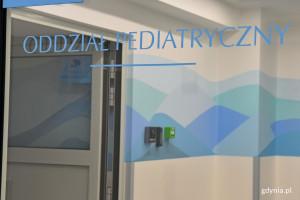 Nowoczesny oddział pediatryczny w Gdyni. Przyjazny dzieciom i rodzicom