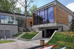 Dobre praktyki projektowe: Olsztyńskie Centrum Kajakarstwa