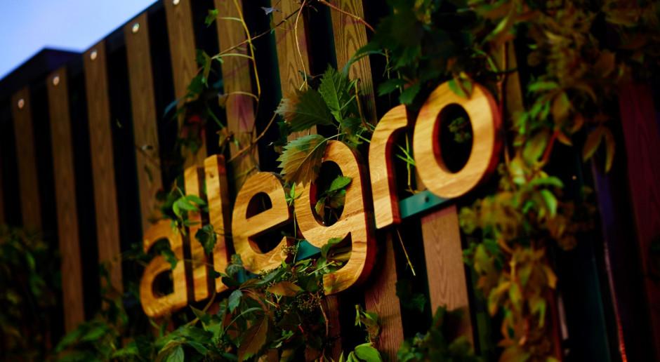 Allegro rzuca rękawicę konkurencji i zdumiewa wyglądem paczkomatów